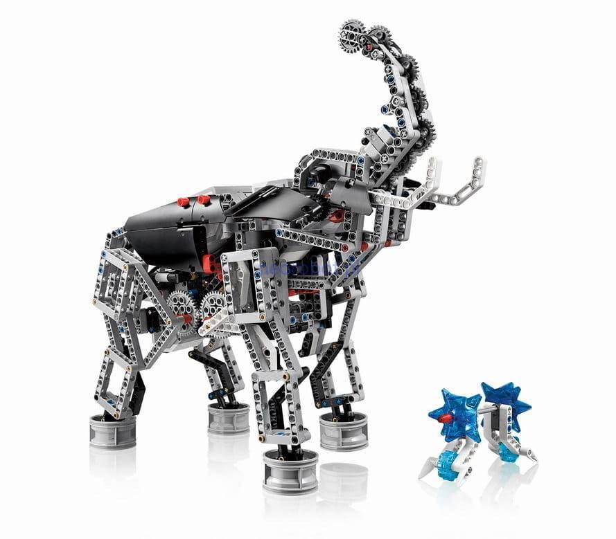 lego mindstorms ev3 robot instructions