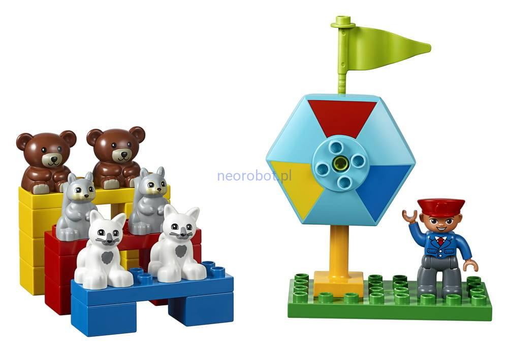Lego Duplo 45024 - STEAM Park - NeoRobot.pl