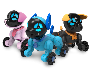 WowWee - Mini robopiesek Chippies