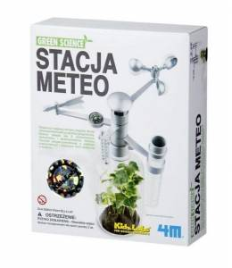 Green Science - Stacja meteo