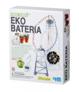 Green Science - Eko bateria