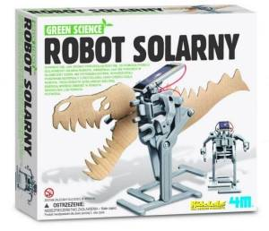 Green Science - Robot solarny