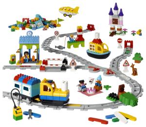 Lego Duplo: maszyny proste, pojazdy - Sklep NeoRobot