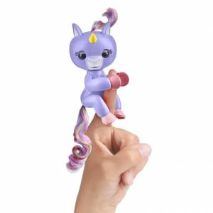 WowWee - Fingerlings - Jednorożec Alika