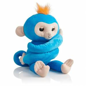 WowWee - Fingerlings Hugs - interaktywna małpka Boris