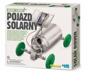 Green Science - Pojazd Solarny