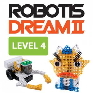 Robotis Dream II Level4