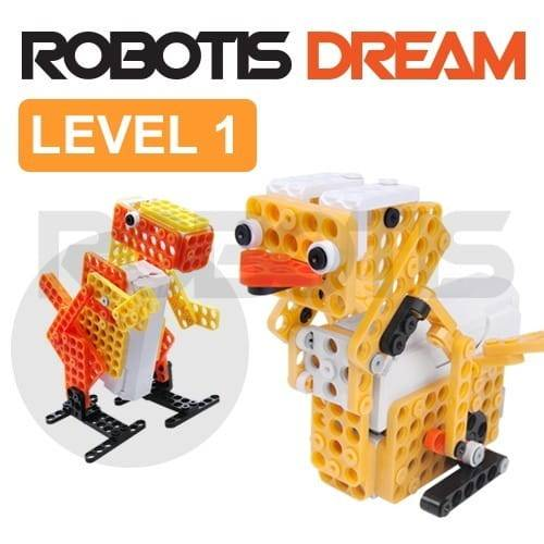 Robotis Dream Level1