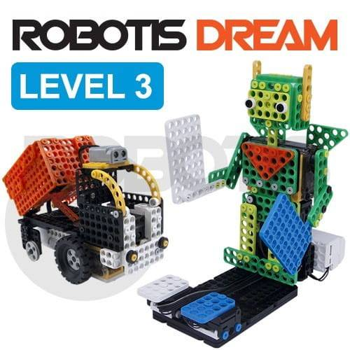 Robotis Dream Level3