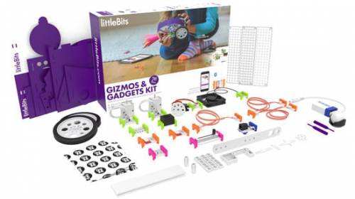 LittleBits Gizmos & Gadgets vol.2