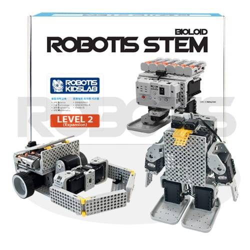 Robotis - Bioloid STEM Level2