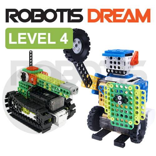 Robotis Dream Level4