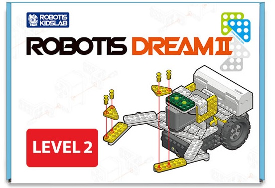 Robotis Dream II Level2
